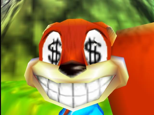 Los creadores de 'Conker' están desarrollando un juego para Wii U