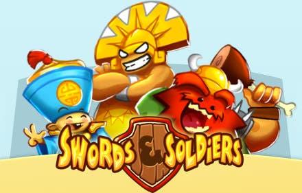 Se muestra el tráiler de introducción de 'Swords & Soldiers II'
