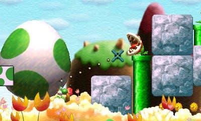 Nuevo gameplay de 'Yoshi's New Island' corriendo a 60fps