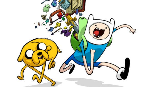 'Adventure Time' 'Regular Show' y 'Ben 10' para otoño en 3DS y Wii U