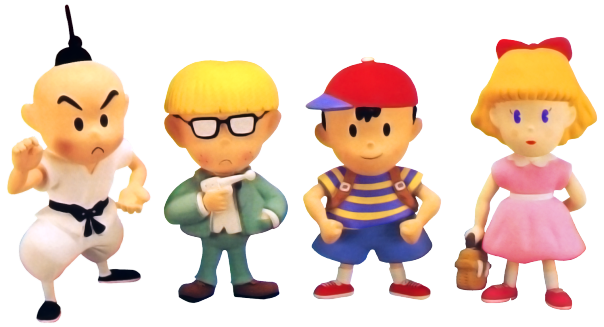 [Rumor] Funko parece estar trabajando con la marca Earthbound