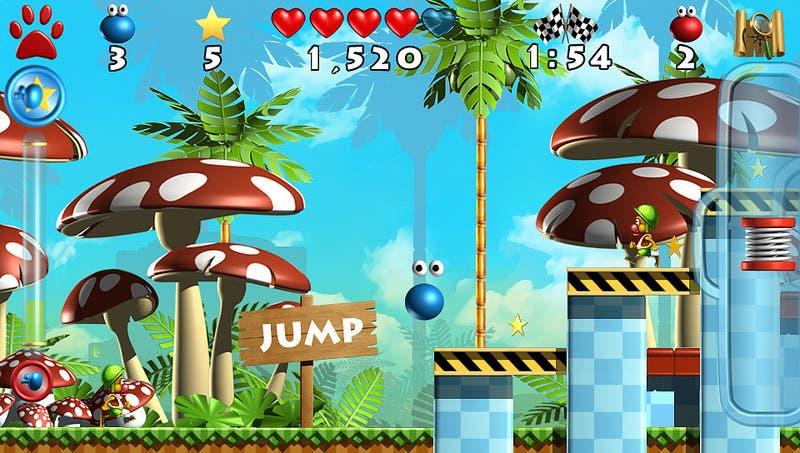 Anunciado 'Putty Squad' para Wii U y 3DS