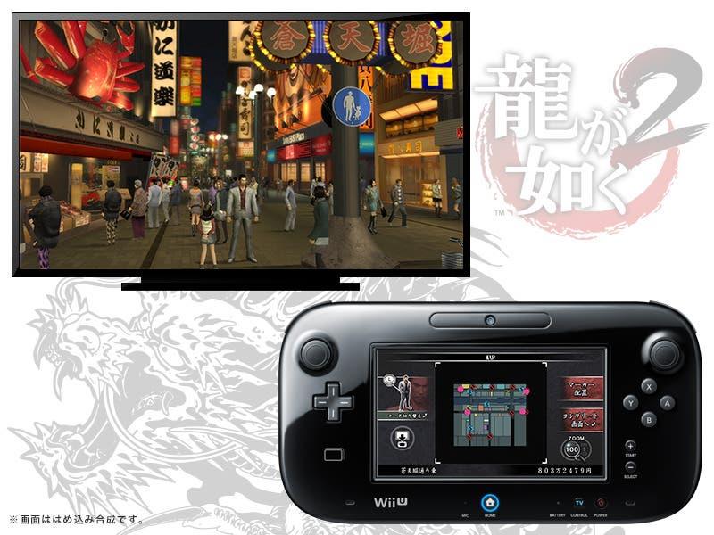 """Toshihiro Nagoshi: Yakuza es """"un experimento"""" en Wii U"""