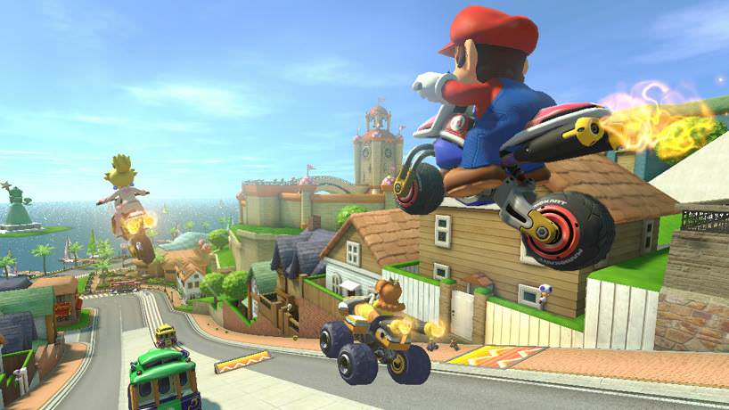 Nuevos gameplays de 'Zelda: A Link Between Worlds', 'Super Mario 3D World' y 'Mario Kart 8'