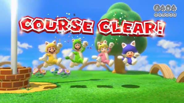 Peach no fue planteado como un personaje jugable en «Super Mario 3D World»