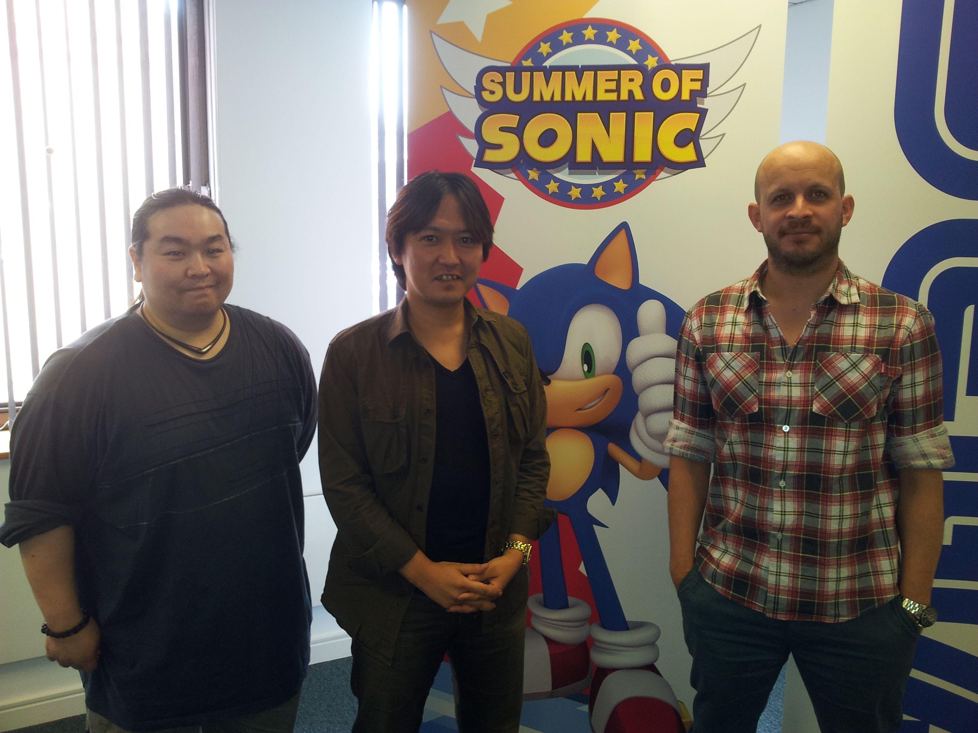 "[E3 2013] SEGA discute el enfoque parkour en ""Sonic Lost World"""