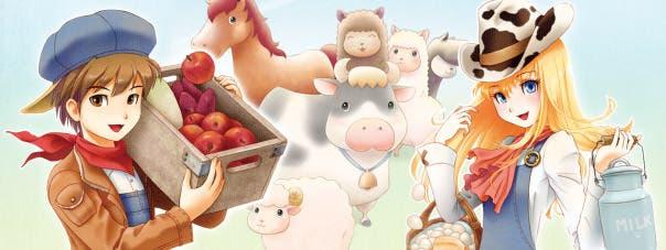 'Harvest Moon: A New Beginning' el tercer trimestre de 2013 en Europa