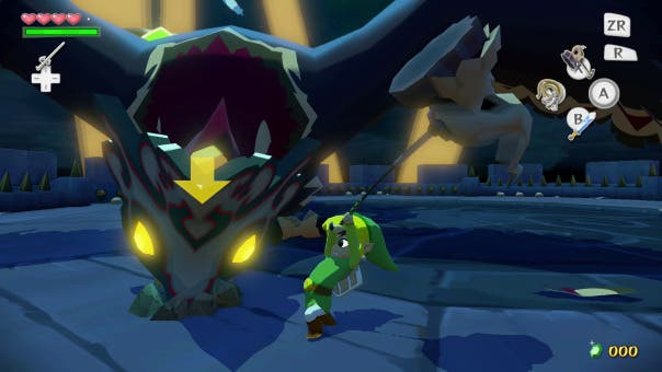 Nuevos vídeos de 'The Legend of Zelda: The Wind Waker HD' comparan las dos versiones