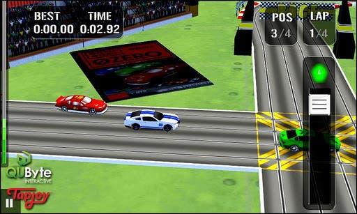 'HTR High Tech Racing' llegará a la eShop de 3DS a finales de año