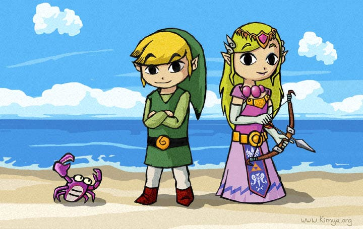 Abril hablará por Toon Link en 'Hyrule Warriors Legends'