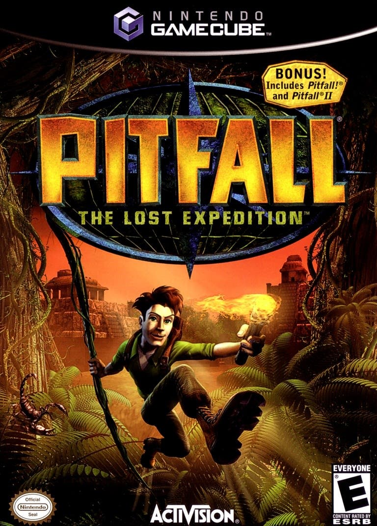 [Retroanálisis] 'Pitfall: Lost Expedition'