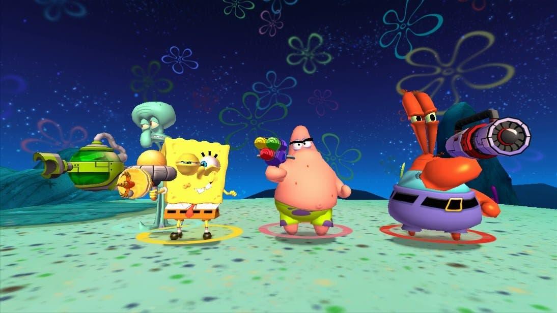 'Bob Esponja: Revancha Robótica de Plankton' llegará a todas las consolas de Nintendo este mismo año