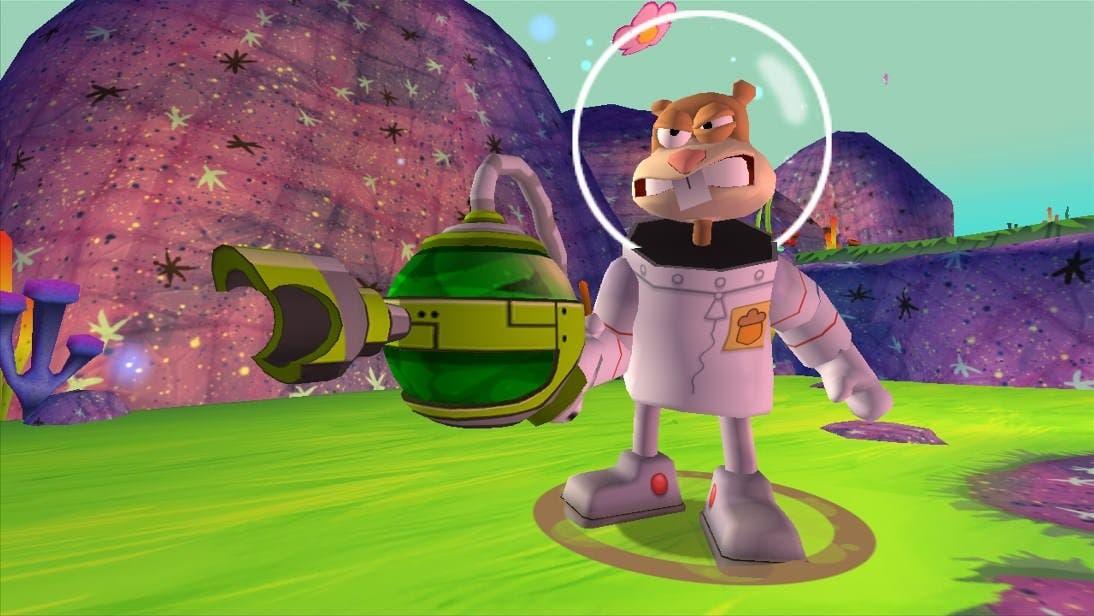 Nuevo gameplay de 'Bob Esponja: Revancha Robótica de Plancton'