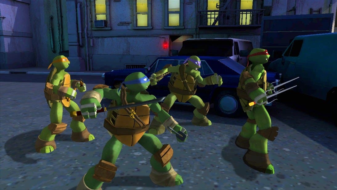 Activision anuncia el juego 'Teenage Mutant Ninja Turtles' para Wii y 3DS