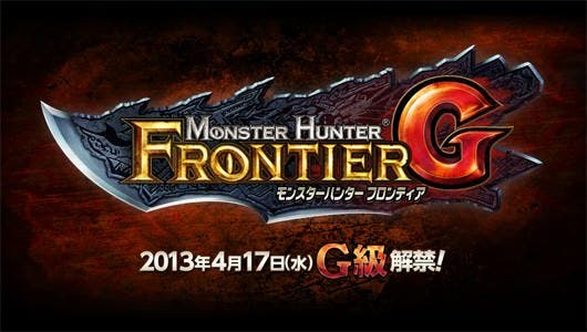 'Monster Hunter Frontier G' podría llegar a Occidente