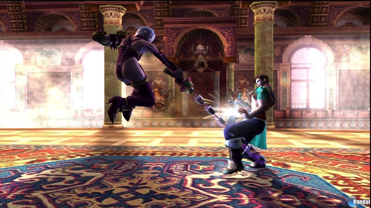 'Soul Calibur II HD Online' no anunciado para Wii U