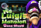 waluigi mansion