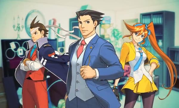 La eShop de 3DS se prepara para recibir la demo de 'Phoenix Wright: Ace Attorney'