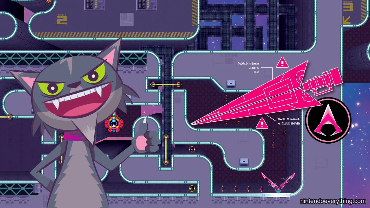 Nueva actualización de 'Scram Kitty and his Buddy on Rails'