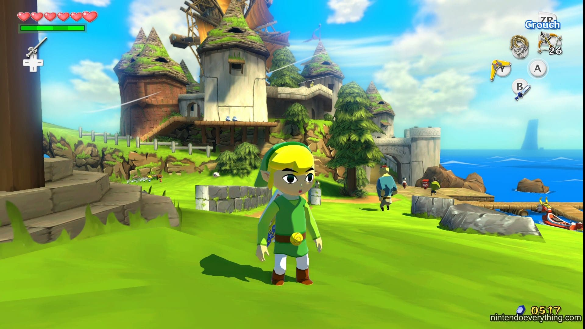 Aounuma necesitaba un remake de 'The Legend of Zelda: The Wind Waker HD'