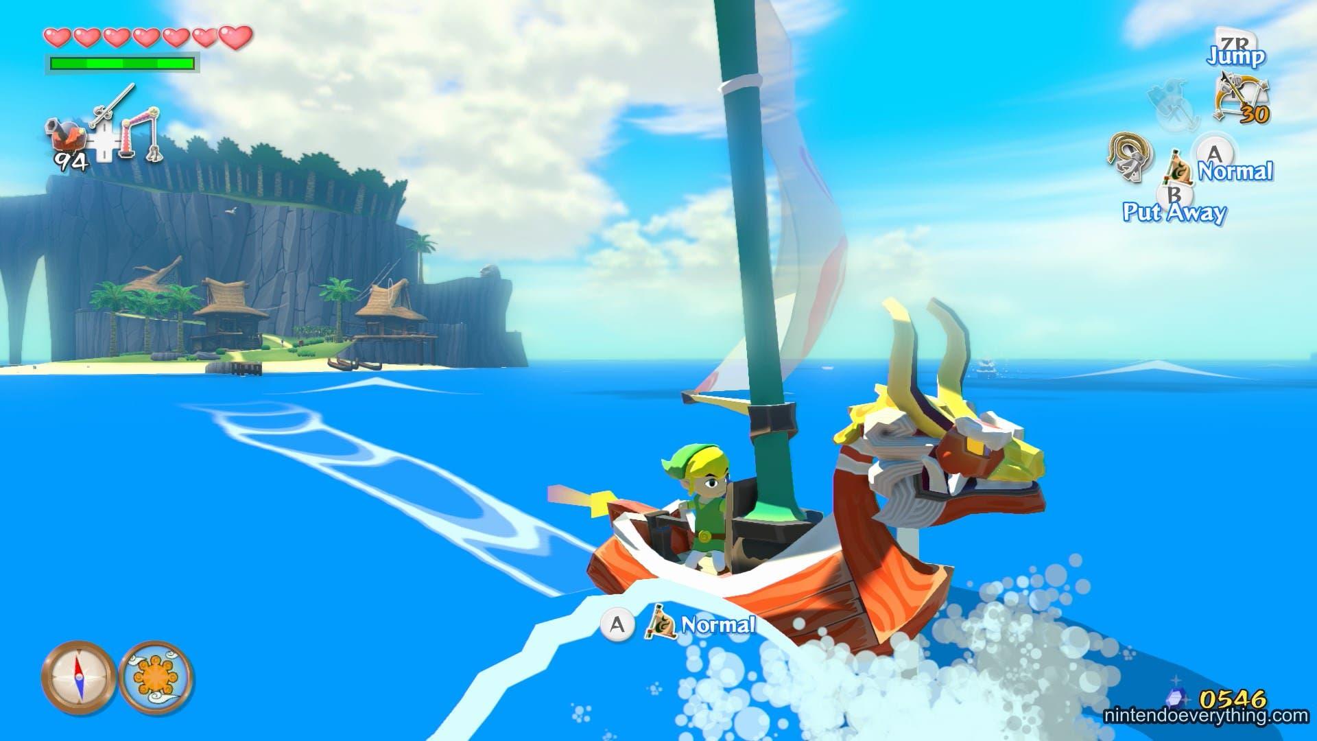 Nintendo World celebra el lanzamiento de 'The Legend of Zelda: Wind Waker HD'
