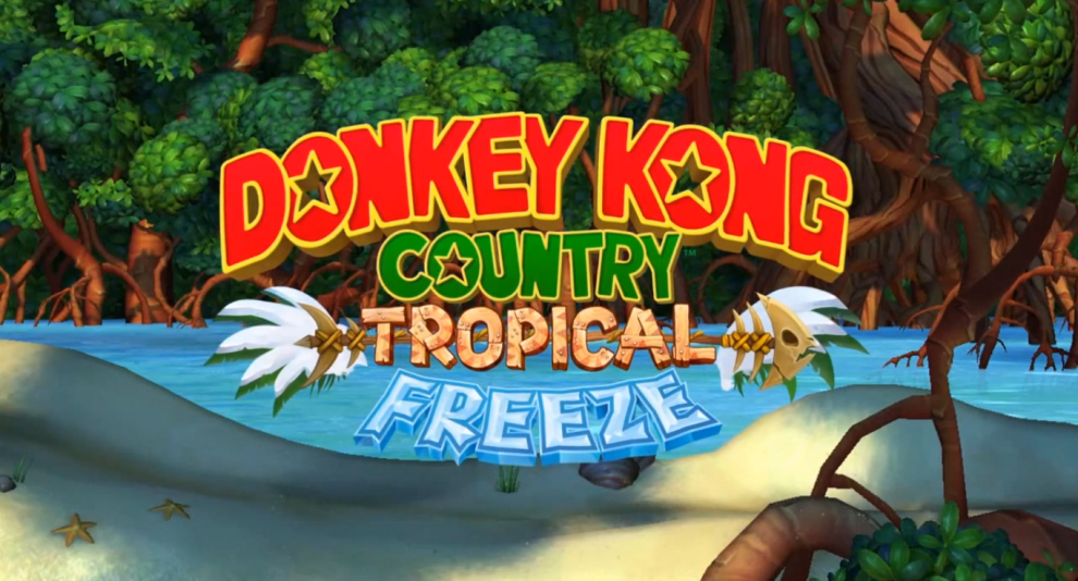 'Donkey Kong Country: Tropical Freeze' corriendo a 60fps