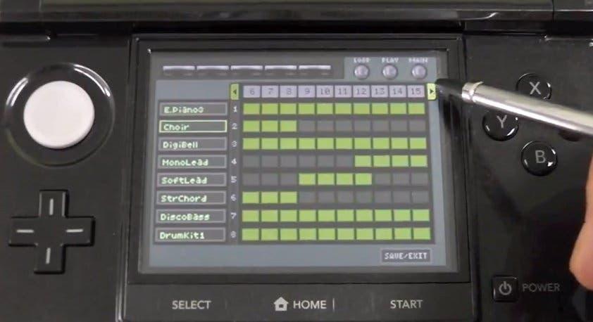 'Korg M01D' llegará a 3DS