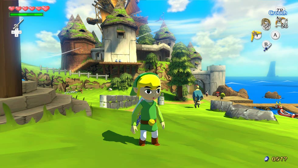 Nintendo ha eliminado el último tráiler de 'The Legend of Zelda: The Wind Waker HD'