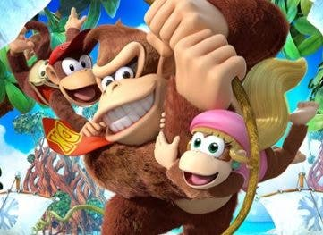 Sorteamos un juego de 'Donkey Kong Country: Tropical Freeze'