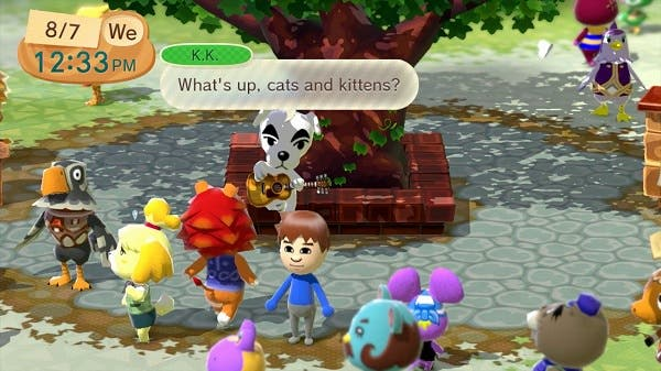 "Disponible a partir de hoy la aplicación ""Plaza Animal Crossing"" en la eShop de Wii U"