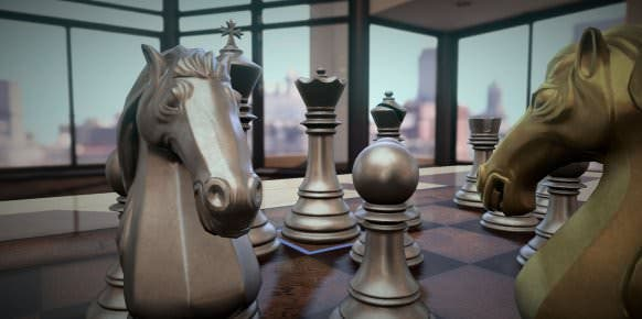 Tráiler de 'Pure Chess'