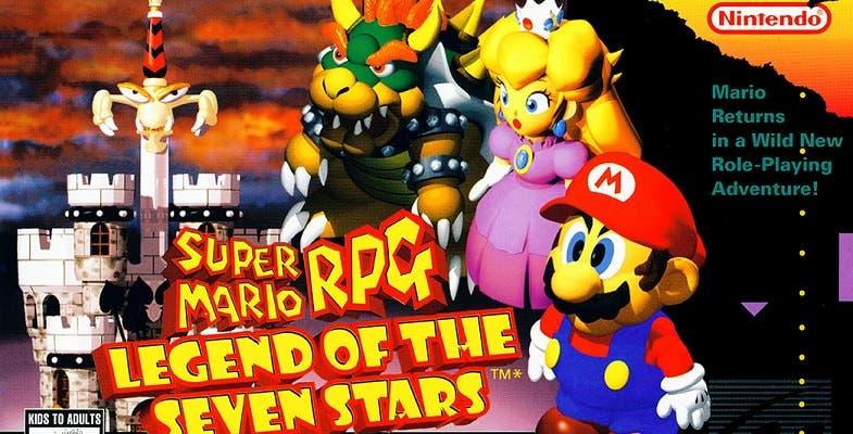 'Super Mario RPG', líder de lo más descargado de la eShop de Wii U (22/7/16)