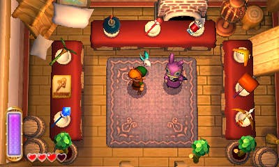 Por qué  'Zelda: A Link Between Worlds' no tuvo música orquestada