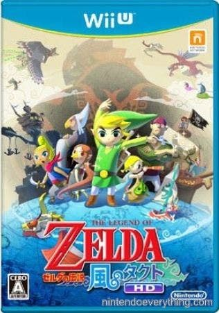[Análisis] 'The Legend of Zelda: The Wind Waker HD'