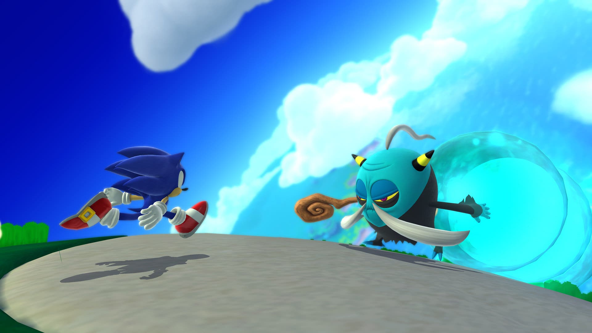 SEGA compara la dificultad entre 'Sonic Lost World' y 'Sonic Colours'