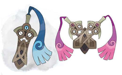 Presentado un nuevo Pokémon: Doublade, la forma evolucionada de Honedge