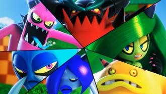 Un nuevo tráiler de 'Sonic Lost World' analiza a los diferentes jefes del juego