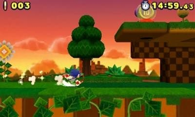 Nuevas capturas y gameplay de 'Sonic Lost World' de 3DS
