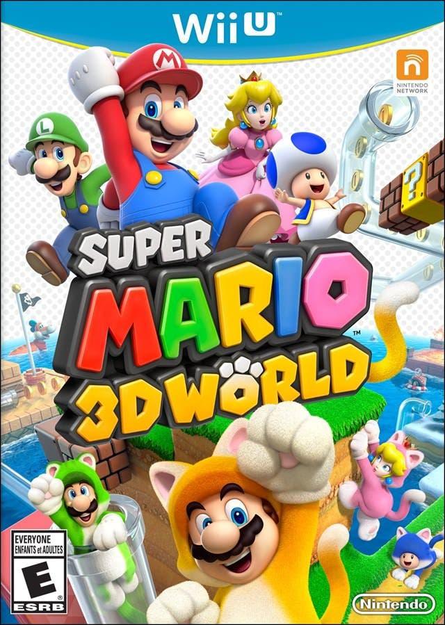 [Análisis] Super Mario 3D World