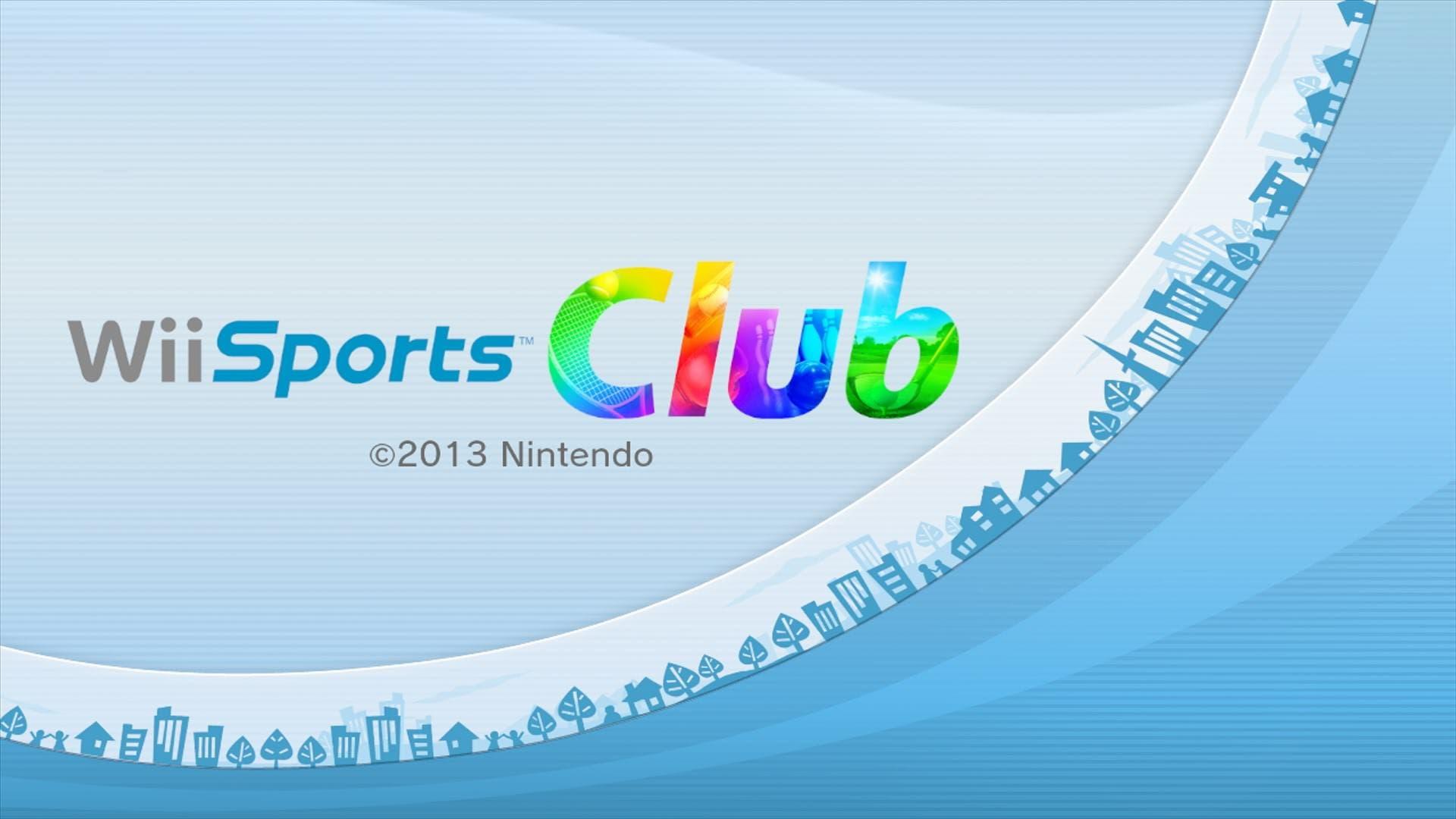 'Wii Sports Club' llegará en formato físico, con cinco deportes, el 11 de julio