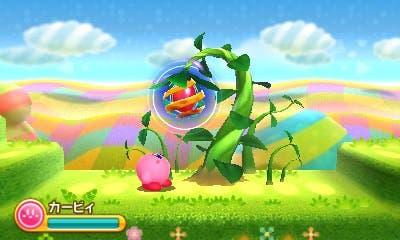 'Kirby: Triple Deluxe' detalla sus nuevos poderes, multijugador y funciones StreetPass