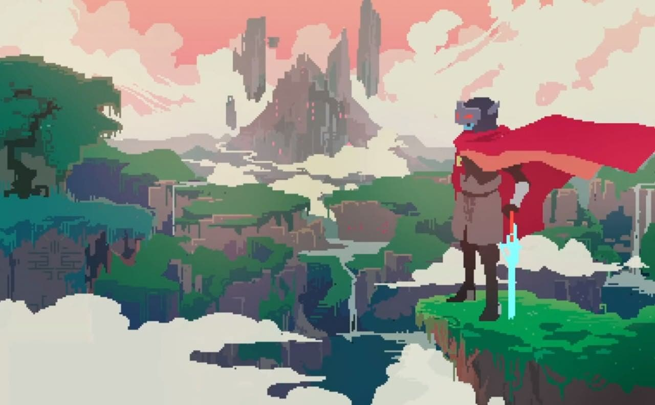 'Hyper Light Drifter' ve un posible futuro en Wii U