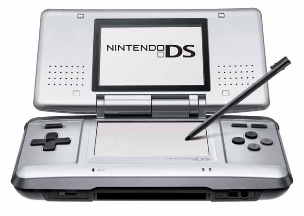 Se acerca el 10º aniversario del primer modelo de Nintendo DS