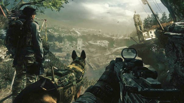 Nueva actualizacion de 'Call of Duty: Ghosts' para Wii U
