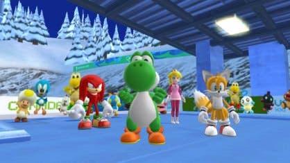 Nintendo UK, lanza la web de 'Mario & Sonic en los Juego Olímpicos de Invierno Sochi 2014 '