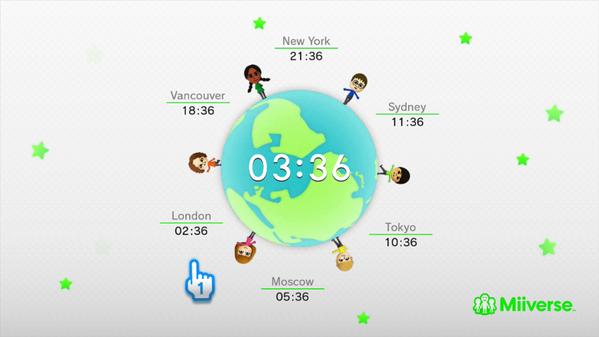 Miiverse se actualiza en su versión de navegador y Wii U