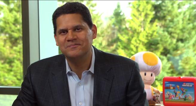 Reggie opina sobre el fracaso de Wii U y si podría repetirse con Switch