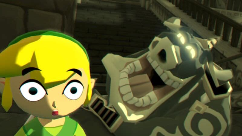 'The Legend of Zelda: Wind Waker HD' arrasa en Norte América