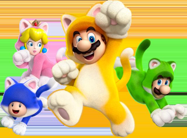 "1-UP Studio participó en el desarrollo de ""Super Mario 3D World"""