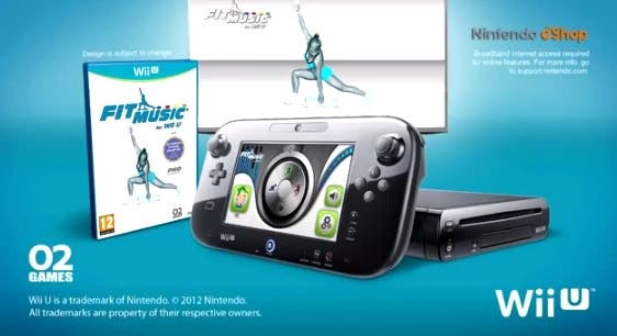 Anunciado 'Fit Music for Wii U', primeros detalles y tráiler